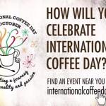 1-ви октомври – международен ден на кафето