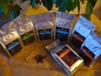 Поредната партида прясно изпечено кафе Монтекристо