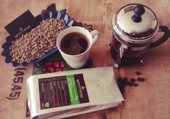 Прясно изпечено кафе на зърна