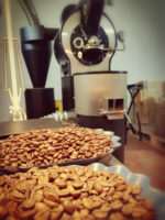 Нашият график, за винаги прясно изпечено кафе 100% арабика